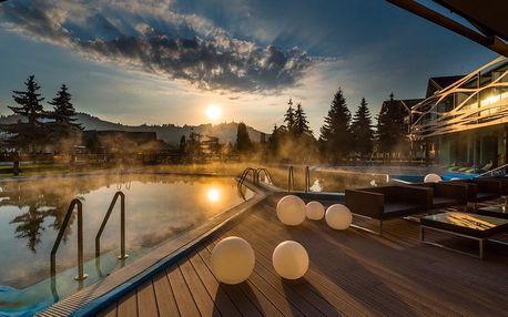 Bešeňová, Hotel Galeria Thermal Bešeňová**** v areálu vodního parku