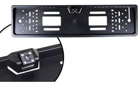 Parkovací kamera v rámečku SPZ CMOS-801