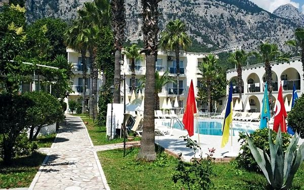 GOLDEN SUN, Kemer, letecky, all inclusive2