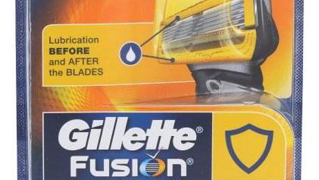 Gillette Fusion Proshield 4 ks 4 ks náhradních hlavic pro muže