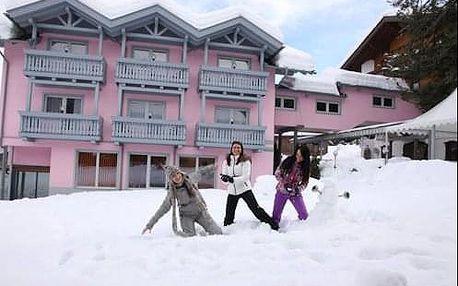 Alpský zimní pobyt v Rakousku v komfortním wellness hotelu Margarethenbad s polopenzí