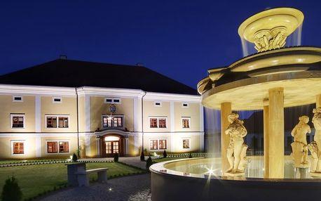 Romantický pobyt ve wellness hotelu nedaleko Plzně s POLOPENZÍ & privátním wellness - dlouhá platnost poukazu
