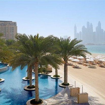Spojené arabské emiráty - Dubaj letecky na 8-13 dnů, snídaně v ceně