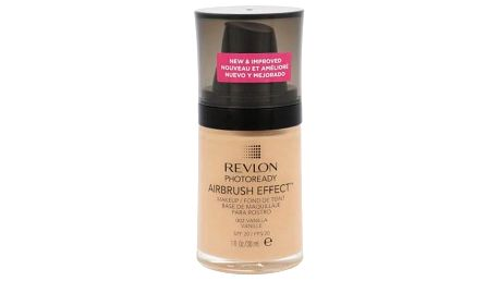 Revlon Photoready Airbrush Effect SPF20 30 ml lehký tekutý make-up pro ženy 002 Vanilla