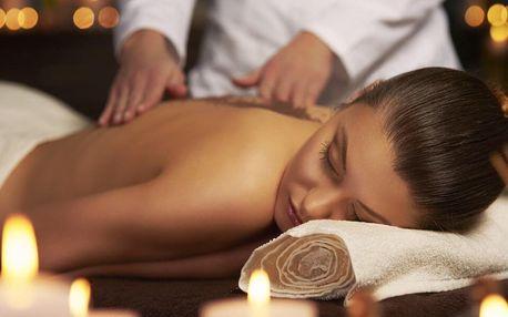 Thajská masáž a aroma lázeň: 60 nebo 90 minut