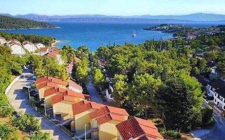 Apartmány až pro 4 osoby na chorvatské Šoltě