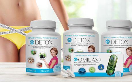 Detox, pročištění organismu a zlepšení paměti
