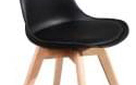 Jídelní židle Nevada PP-26 černá 1470