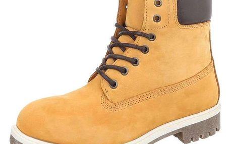 Pánské vysoké zimní boty Coolwalk