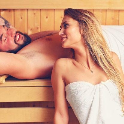 Privátní sauna, ceremoniál i masáž v centru Prahy
