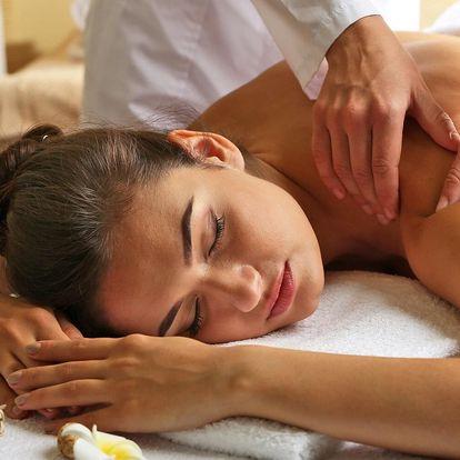 Thajské masáže dle výběru na 30, 60 a 90 minut