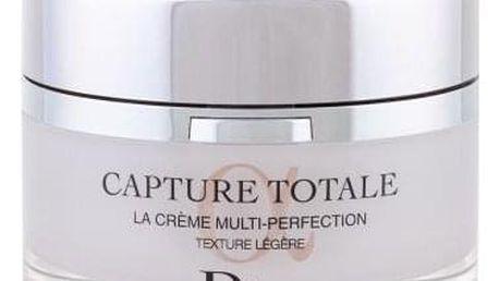 Christian Dior Capture Totale Multi-Perfection Creme Light 60 ml lehký revitalizující a zdokonalující krém pro ženy
