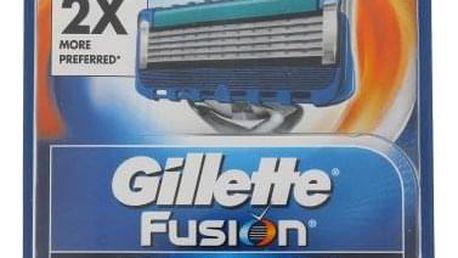 Gillette Fusion Proglide 4 ks náhradní břit pro muže