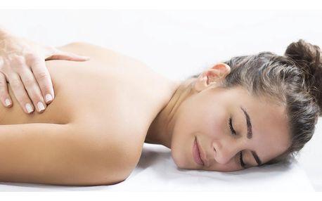 30 či 60 minutová masáž dle výběru