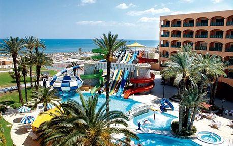 Tunisko - Sousse letecky na 3-23 dnů, all inclusive
