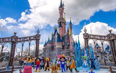 Pohádkový zájezd do Paříže s návštěvou Disneylandu, Studií Walta Disneyho a mořského světa