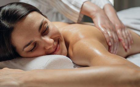 70minutová masáž v Royal Jasmine Spa podle výběru
