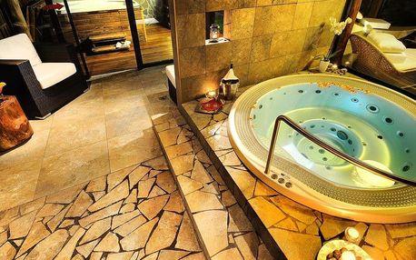 Nízké Tatry, Feng shui hotel Tri Studničky**** se vstupem do wellness
