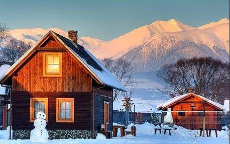 Pobyt v chatkách prázdninového městečka Holiday Village Tatralandia - rezervujte ONLINE