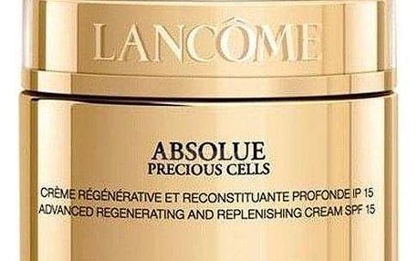 Lancôme Absolue Precious Cells Advanced Replenishing SPF15 50 ml regenerační a obnovující pleťový krém pro ženy