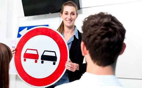 1–10 kondičních jízd pro řidiče osobního auta