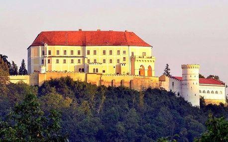 Prohlídka zámku Letovice pro 1, 2 nebo celou rodinu