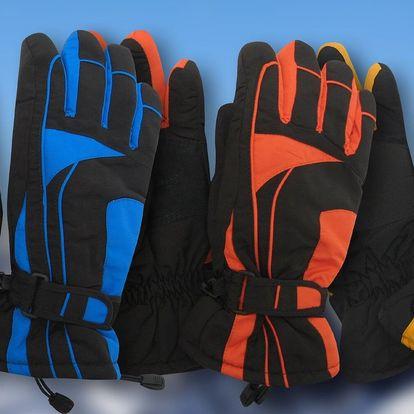 Dámské lyžařské rukavice Action