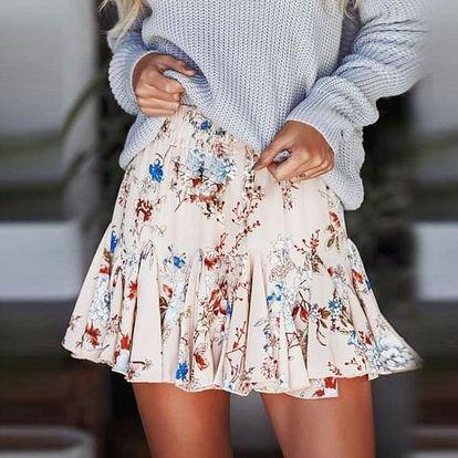 Retro sukně Adrianah - velikost č. 2 - dodání do 2 dnů