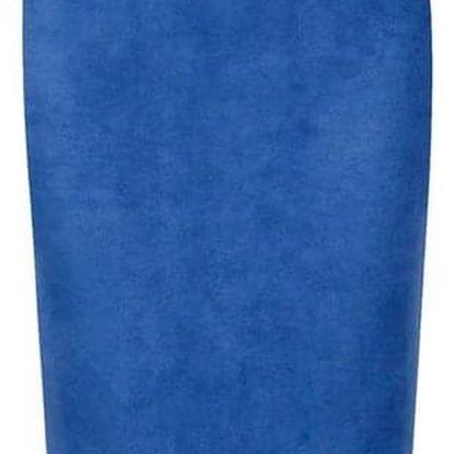 Semišová obtažená sukně - Červená - 3 - dodání do 2 dnů