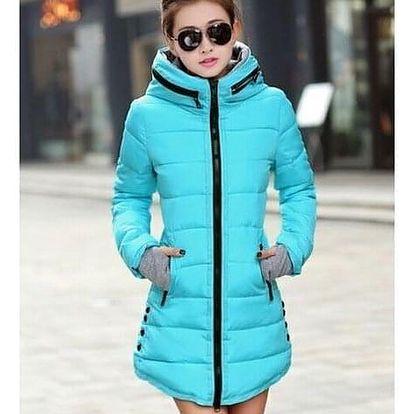 Prošívaná zimní bunda Pia - dodání do 2 dnů