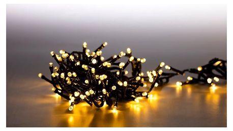 Marimex | Světelný řetěz 400 LED dvojitý - teplá bílá | 18000081