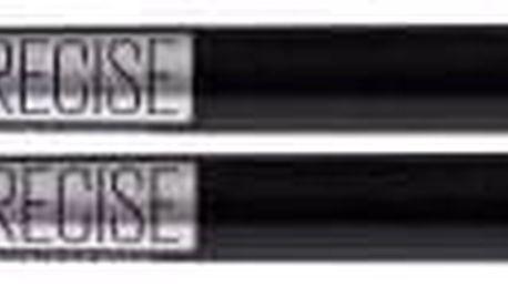 Maybelline Brow Precise 0,1 g precizní tužka na obočí s kartáčkem pro ženy Soft Brown