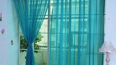 Záclona na okno Z101 - dodání do 2 dnů