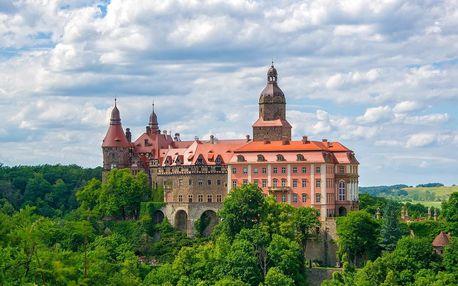 Výlet do polského Versailles a tajného sídla Adolfa Hitlera