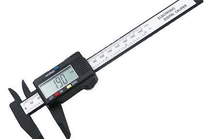 Digitální posuvné měřítko s LCD displejem (šuplera) - dodání do 2 dnů