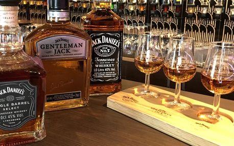Degustace 4 druhů rumů i whiskey vč. občerstvení
