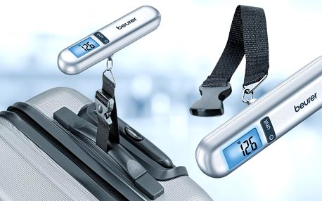 Váha na zavazadla Beurer s nosností až 40 kg