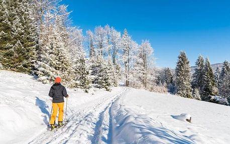 CHKO Bílé Karpaty: pobyt u běžkařských tratí v Hotelu Kopanice **** s wellness