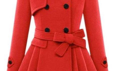 Dámský podzimní/jarní kabát Gabriele - dodání do 2 dnů