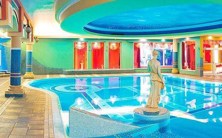Polské Beskydy ve 4* hotelu s neomezeným vstupem do stylového wellness s polopenzí