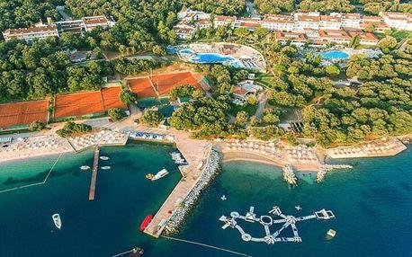 Chorvatsko - Lanterna autobusem na 10-17 dnů, all inclusive