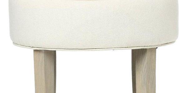 Atmosphera Créateur d'intérieur Židle, taburet, stolička, stolička s opěradlem, barva béžová3
