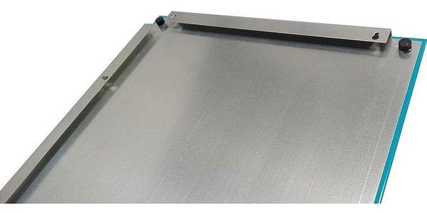 Skleněná magnetická tabule STONEWALL + 3 magnety,60x40 cm, ZELLER2