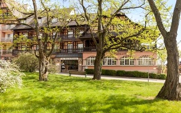Hotel Munsch Aux Ducs de Lorraine