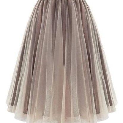 Tutu sukně ke kolenům - velikost č. 2 - dodání do 2 dnů