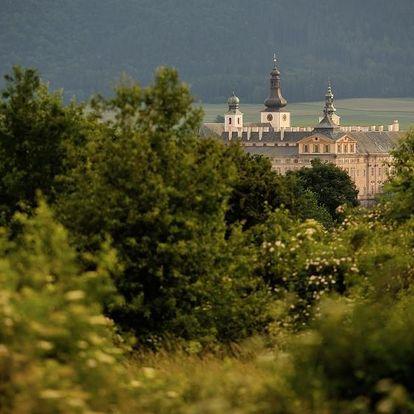 Pobyt pro 2 osoby s polopenzí v nádherné přírodě Adršpach