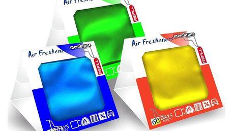 Membránové osvěžovače vzduchu do auta či domácnosti