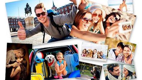 Tisk 5 či 10 ks velkoformátových fotografií ve vysoké kvalitě