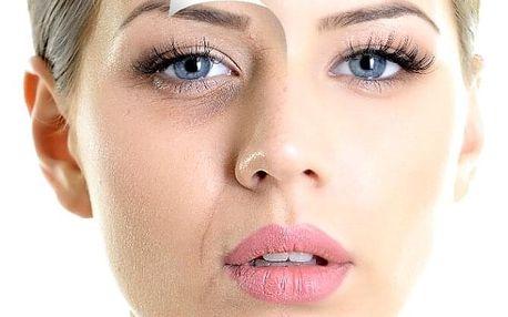 Ošetření peelingem vč. aplikace séra a kolagenu