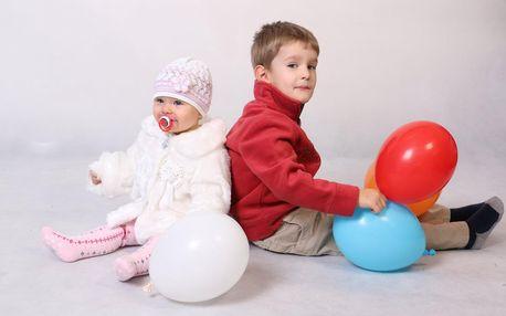 Rodinné, těhotenské nebo fashion focení v délce 60-150 minut
